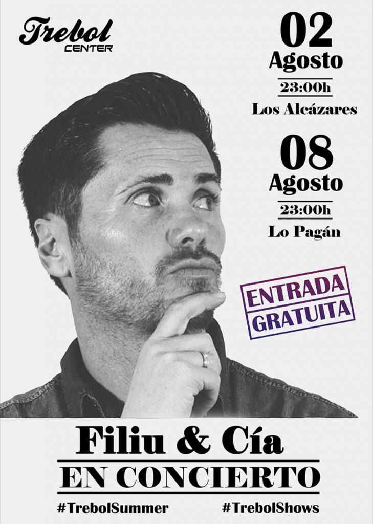 Cartel Filiu y Cía