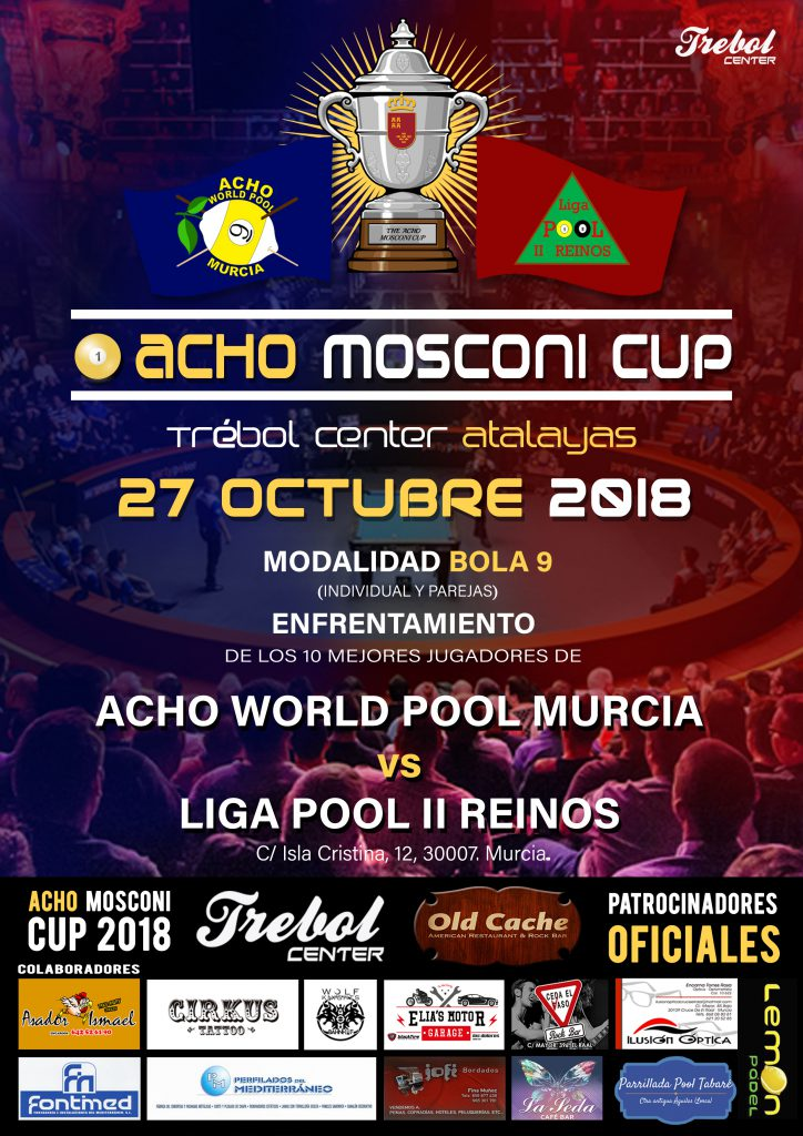 ACHO MOSCONI CUP